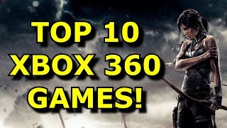 TOP 10 Must Play Xbox 360 Games!(A decade ago Microsoft unleashed a gaming bombshell in the form of the Xbox 360. Now all these years later it's a console with one of the most diverse library of ..., 2016-06-02T23:00:01.000Z)