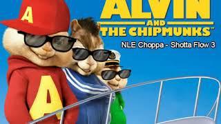 NLE Choppa - Shotta Flow 3 (Chipmunk Version) Video