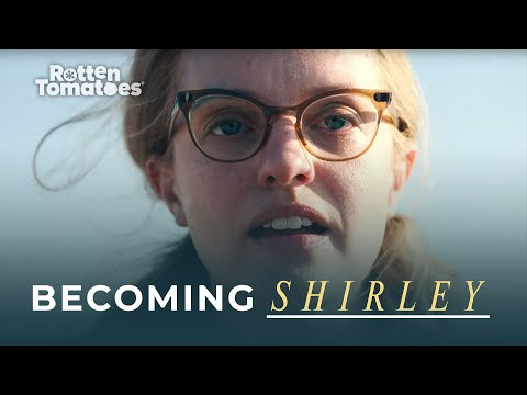 How Elisabeth Moss Became Shirley Jackson For 'Shirley' | Rotten Tomatoes