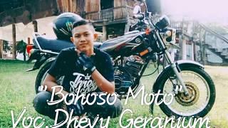"""Bohoso Moto - Dhevy Geranium REGGAE VERSION"""