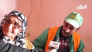 """"""" عمي الحسين """" .. عامل نظافة جزائري يتحول إلى قضية رأي عام  -el bilad tv -"""