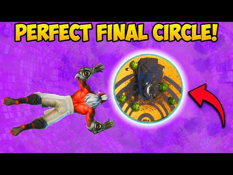 *0.001% CHANCE* PERFECT FINAL CIRCLE!! - Fortnite Funny Fails and WTF Moments! #1037