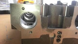 ГОЛОВКА БЛОКА CUMMINS ISX15, QSX15 ремонт двигателя