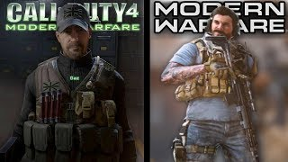 Old Characters Returning in Modern Warfare (Soap, Roach, Ghost and More)