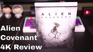 Alien Covenant 4K Blu-Ray Review