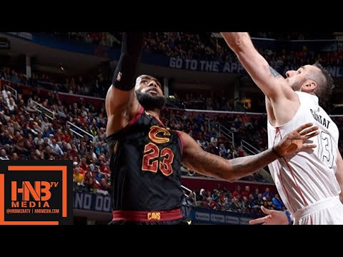 Cleveland Cavaliers vs Washington Wizards Full Game Highlights / April 5 / 2017-18 NBA Season