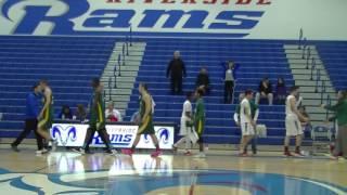 Riverside vs Shenandoah Valley 2017 Boy's Basketball