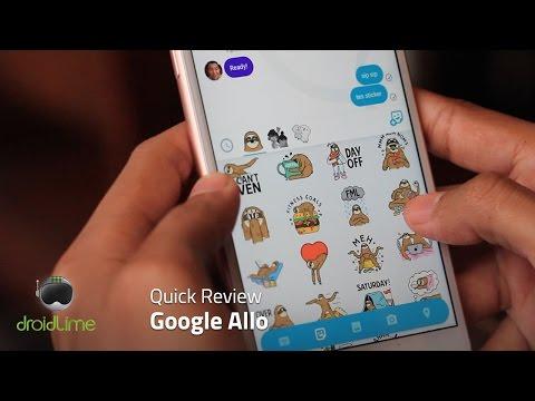 Mengenal Allo - Aplikasi Chat Terbaru Google