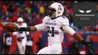 Justin Jackson vs. Chase Edmonds: Which late round running back has more NFL upside?