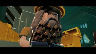 Прохождение игры : LEGO Хоббит ! часть: №1