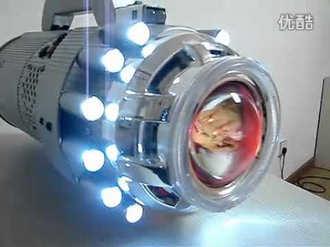 DIY custom-made xenon Lamp