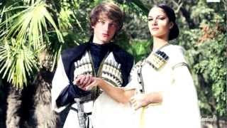 Caucasian folk song