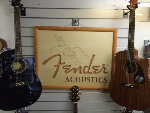 Fender Dealer Nottingham Mansfield Music Scene Guitar Lessons and Sales