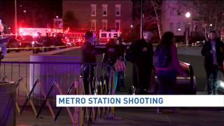 Metro Station Shooting