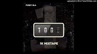 Gambar cover FUNKY QLA - 1k Gqom Mix