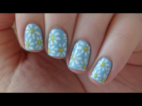 1mnt daisy nails