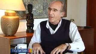 prof d-r Denko Malevski gostin vo Politiko na Nasha TV 4 del