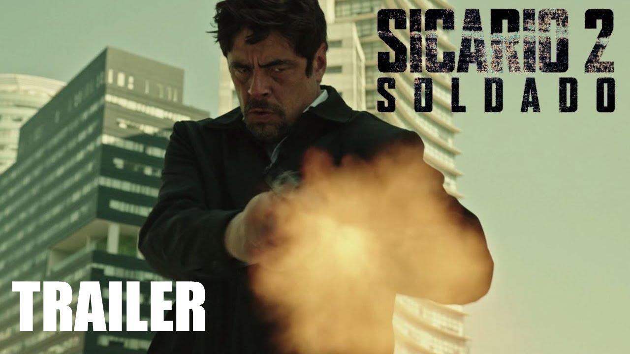 Download Sicario 2: Soldado   Trailer   På kino 29. juni