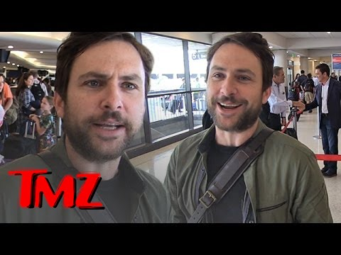 """""""Always Sunny in Philadelphia"""" Star Charlie Day Is The Nicest Person!  TMZ"""