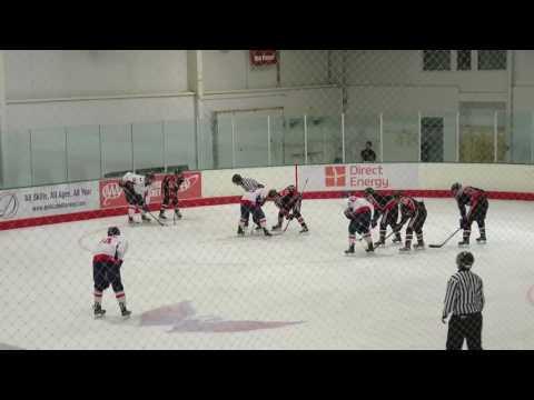 MD Hockey vs Washington Little Capitals Sunday Sept 25, 2016