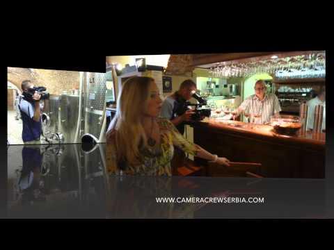 CAMERA CREW SERBIA - CAMERAMAN HIRE IN BELGRADE