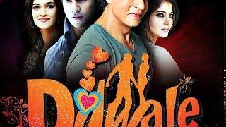 Romantisnya Shahrukh Khan Kajol di Trailer Film Dilwale