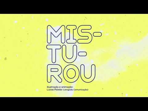 Mano Walter e Léo Santana - Misturou (Lyric Video)