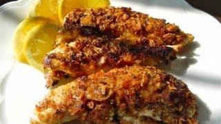 Gram's Cornflake Chicken