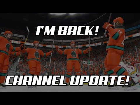 I'm Back!  Where Have I Been? Channel Update