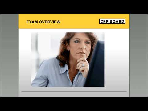 What To Expect From The CFP® Exam Experience  March 2020
