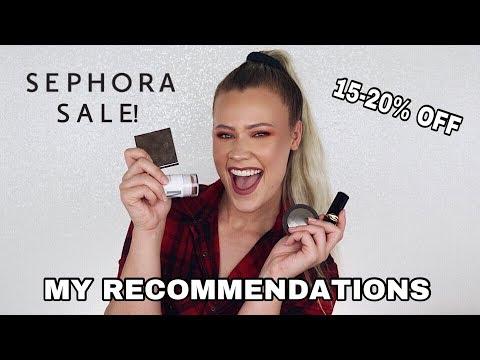 My Sephora VIB Sale Recommendations thumbnail