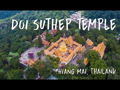 AMAZING GOLDEN TEMPLE: DOI SUTHEP (CHIANG MAI | THAILAND TRAVEL)