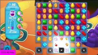 Candy Crush Soda Saga Level 1089 NO BOOSTERS