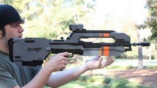 LEGO Halo 4 Battle Rifle (Life-Size)