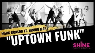 Скачать Uptown Funk By Mark Ronson Feat Bruno Mars SHiNE DANCE FITNESS