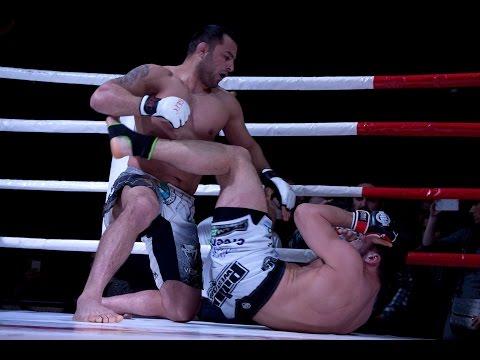 """Bakhtiyar Abbasov vs Alexander Boyko. """"Stalnie Voini"""". March 5, 2015"""