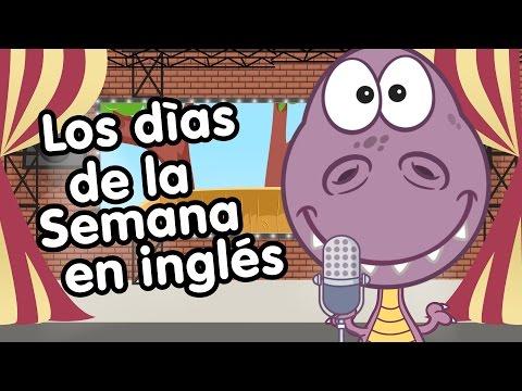D�as de la semana en ingl�s - Canciones Infantiles - Aprender ingl�s
