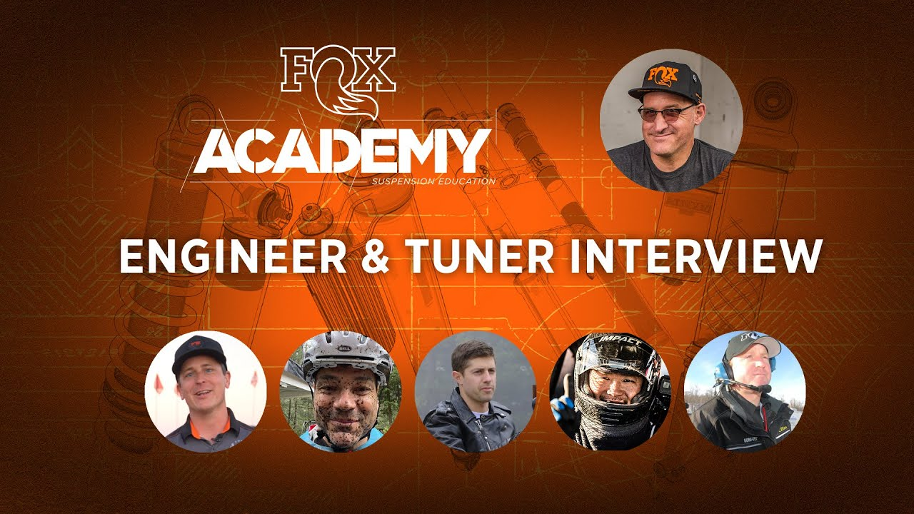 FOX Academy Interview with FOX Engineers & Tuners
