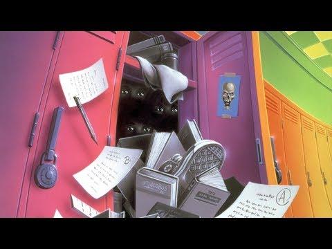 The Haunted School  Goosebumps Halloween Annual 2013