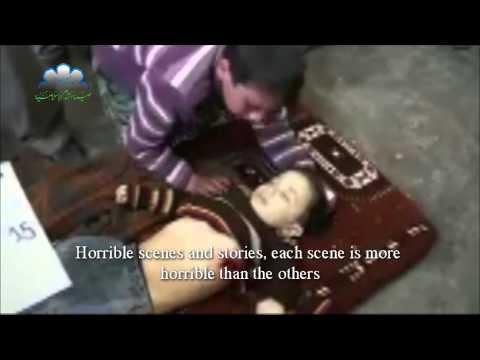 Assassinating children in Syria - Produced by Media Office - Islamic Sham Organization