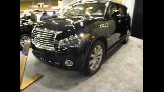 Greater lehigh valley auto show: 2012 infiniti QX56