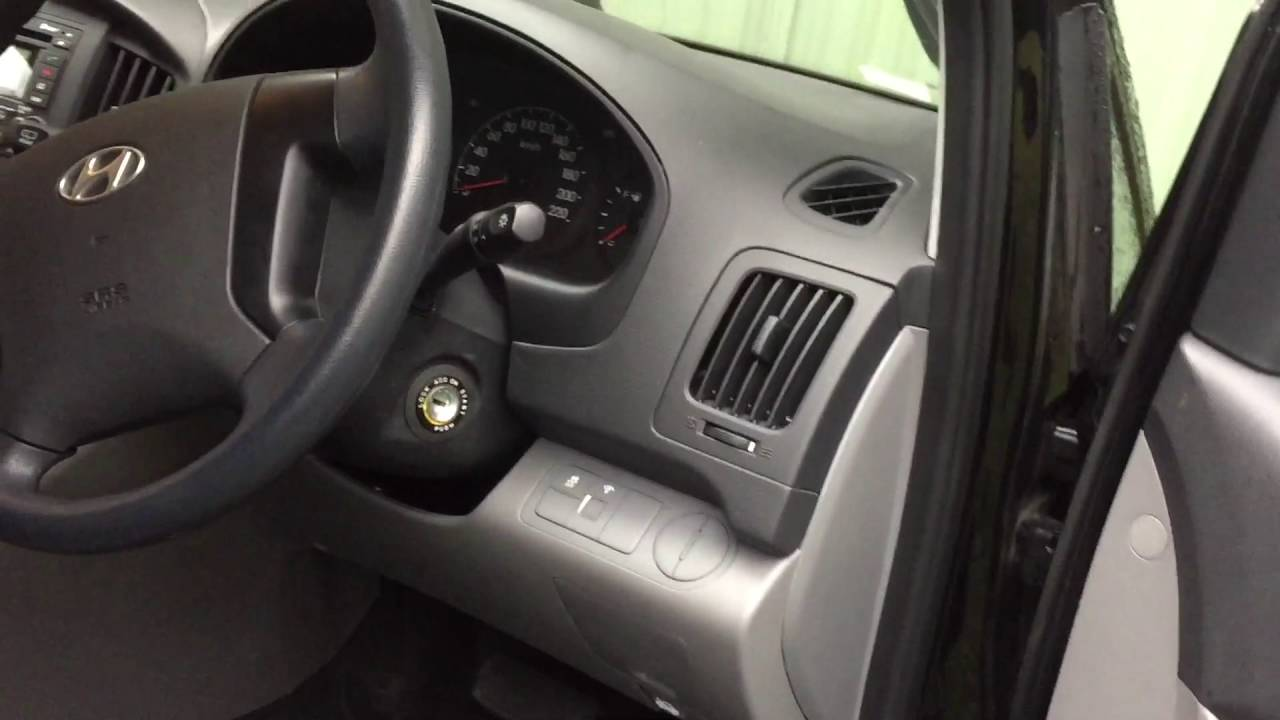 Where Is The Obd Port Located In The Hyundai H 1