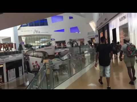 Michael Chudi Ejekam - Inside The Aria Resorts & Casino