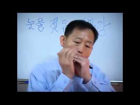 눈물젖은 두만강(김정구 노래) 하모니카 연주, 문의 010-7220-7303
