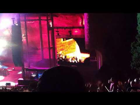 Michael Franti - song name? - Red Rocks...