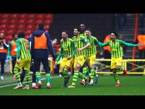 Bristol City V West Bromwich Albion Highlights