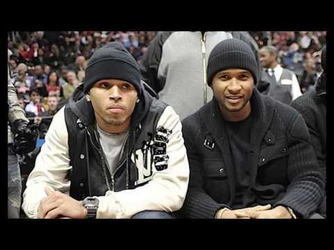 Usher ft. Chris Brown - All Falls Down (Instrumental Remix)