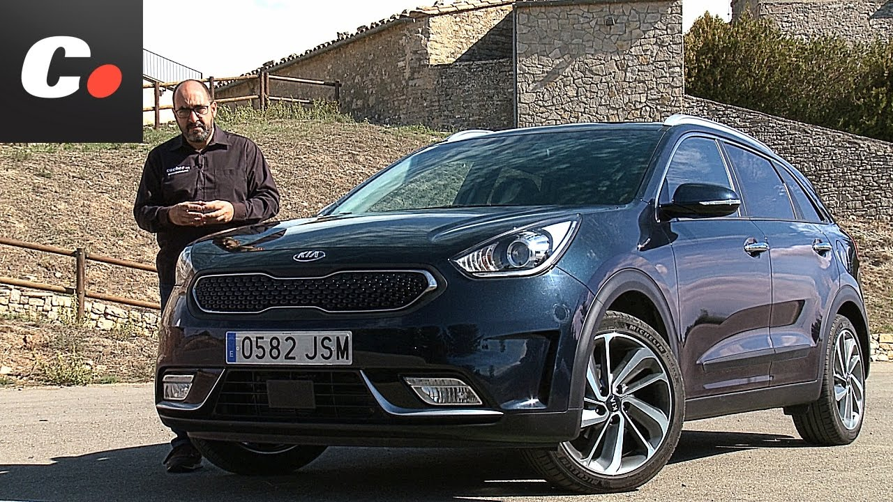 kia niro hybrid prueba test review en espa ol. Black Bedroom Furniture Sets. Home Design Ideas