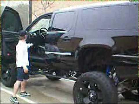 Cadillac Escalade Sittin On 24 S Youtube