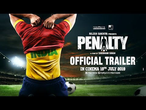 Penalty movie I Official Trailer I starring kay kay menon
